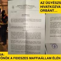 Az ügyészség Simicskára hivatkozva mentegeti Orbánt