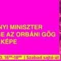 Trócsányi miniszter felesége az orbáni gőg új mintaképe