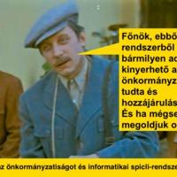A Fidesz állami spiclirendszert kényszerít az önkormányzatokra