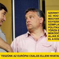 A Fidesz épp most iparosítja az uniós közpénzek lopását