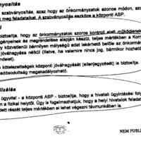 A Fidesz megszünteti az önkormányzatiságot és informatikai spicli-rendszert épít?