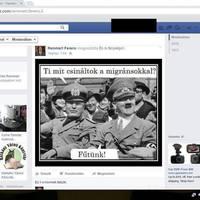 Hitler nem vicces, mondjon le a szoci és a fideszes képviselő is