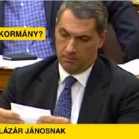 Zsarol-e a kormány? - levél Lázárnak