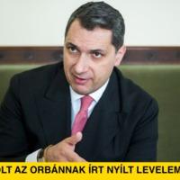 Lázár János válaszolt az Orbánnak írt nyílt levelemre