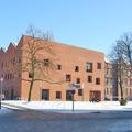 Mittelpunktbibliothek - könyvtár Köpenickben