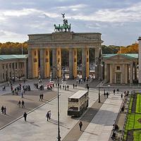 Pariser Platz, Brandenburgi kapu (Táj-kert blog)