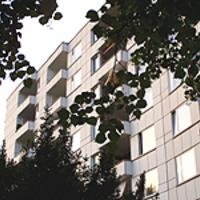 Alvar Aalto: lakóház a Hansa negyedben (1957)