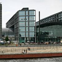 Hauptbahnhof - négy éves a berlini főpályaudvar
