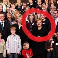 Mit csinált Angela Merkel a héten?