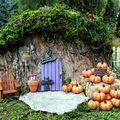 Tündérkert őszi hangulatban