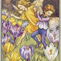 Tavaszi virágtündérek