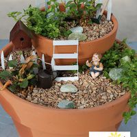 Kertészkedés gyerekekkel a lakásban