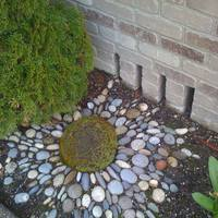 Könnyű kerti dekorációk