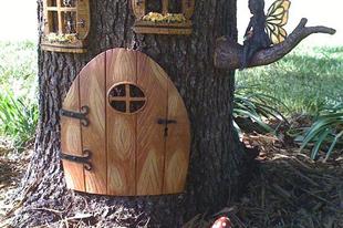 Tündérkerti ajtók készítése
