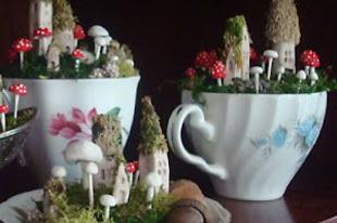 Gombák a tündérkertben