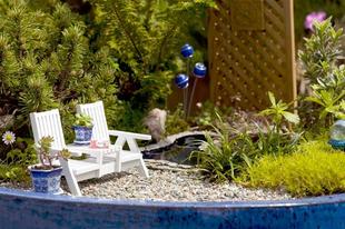 Érdekességek a tündérkertekről, miniatűr kertekről...