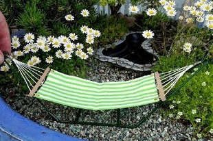 Kerti utak, pihenőhelyek készítése tündérkertbe