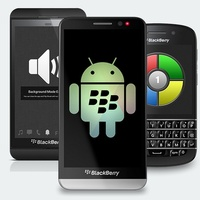 Pár androidos appot töltenek milliószámra a BlackBerry-felhasználók