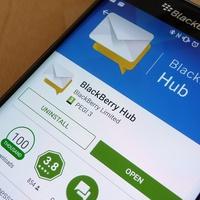 Új frissítéscunami a BlackBerry androidos appjainál