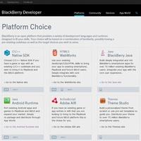 Fejleszteni akarsz BlackBerryre? Itt kezdj!