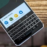 Két új billentyűzetes BlackBerry jön 2018-ban