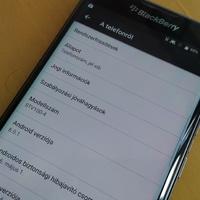 Megkapta a legújabb Androidot a PRIV