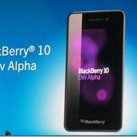 A BlackBerry 10 Dev Alpha vajon mi?