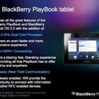 Már javában gyártják a 3G-s PlayBookot