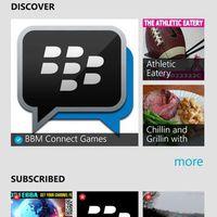 Már Windows Phone-on is elérhetők a BBM-csatornák