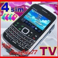 A legdurvább BlackBerry-koppintás ever!