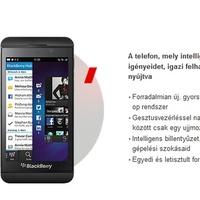 BlackBerry Z10 -- hamarosan a tiéd lehet!