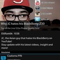 Heti BBM-csatornaajánló: Utálom a BlackBerrymet!