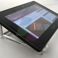 PlayBook-állványzat rajongótól, rajongóknak