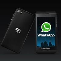Kisebb-nagyobb hibajavítások a BB10-es WhatsAppben