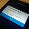 Hivatalos: megérkezett a BlackBerry 10 új verziója