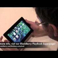 PlayBook-őrület a CES-en