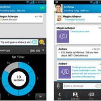 Időzítés és üzenetvisszahívás jön BBM-re