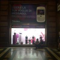 Ciao Milano, ciao színes BlackBerryk!
