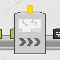 Utálják a BlackBerry-tulajok az androidos appokat