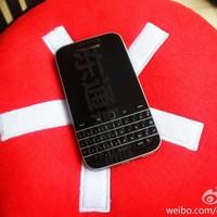 Temérdek fotón a BlackBerry Classic