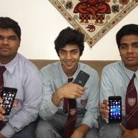 Mese a három fiúról és a BlackBerry Z10-ről