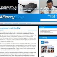 Itt a december, itt az új BerryBlog!
