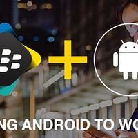 Így segít munkára fogni az Androidot a BlackBerry