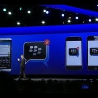 Egyes androidos telefonokon gyárilag ott lehet a BBM