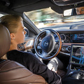 Rálép a gázra az önvezető autóknál a BlackBerry