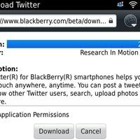 Jön az új Twitter app