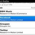 Összekapcsolódik a Twitter, a Facebook és a BBM