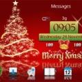 Karácsonyi díszek kedvenc telefonunkra