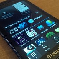 Reggel óta csak homokórázik a BlackBerry World egyes telefonokon