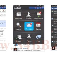Ilyen lesz az új Facebook-kliens